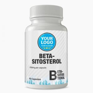 Private Label Beta-Sitosterol Supplement