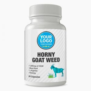 Private Label Horny Goat Weed Vitamin