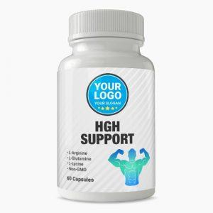 Private Label HGH Supplement