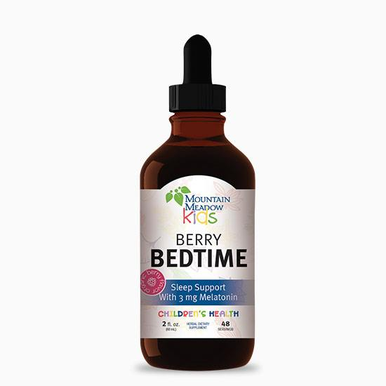 Mountain Meadow Herbs Kids Berry Bedtime