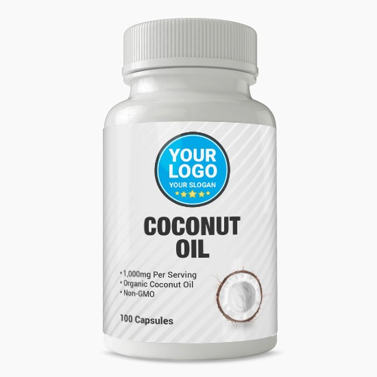 Private Label Coconut Oil