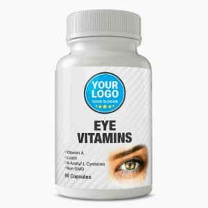 Private Label Eye Vitamins