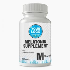 Private Label Melatonin Supplement