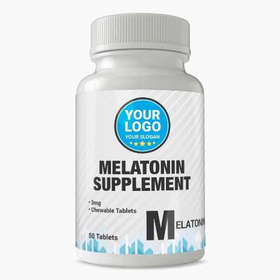 Private Label Melatonin Supplement
