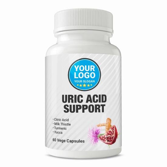Private Label Uric Acid Support