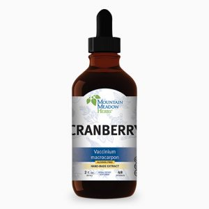 Mountain Meadow Herbs Cranberry Extract