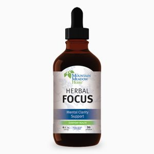 Mountain Meadow Herbs Herbal Focus