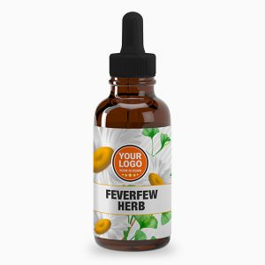 Private Label Feverfew Herb