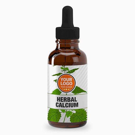 Private Label Herbal Calcium