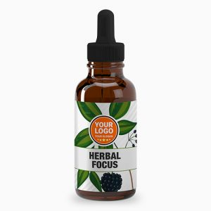 Private Label Herbal Focus