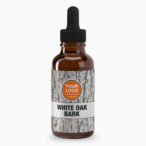 Private Label White Oak Bark