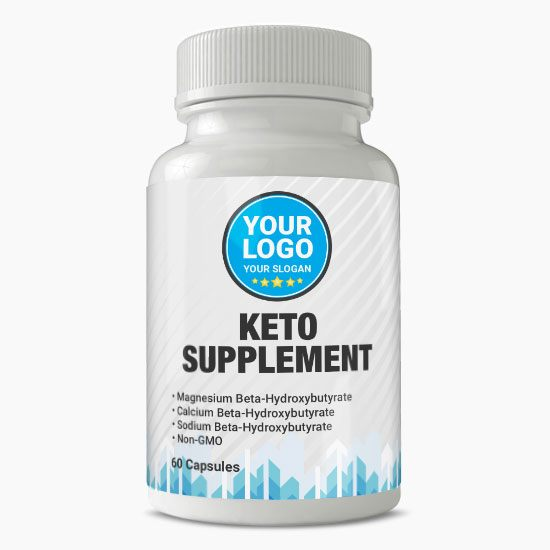 Private Label Keto Supplement