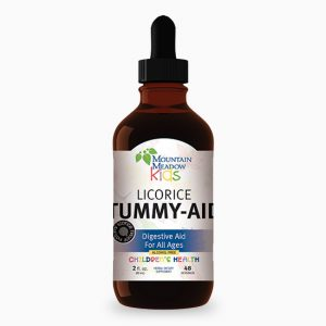 Mountain Meadow Herbs Kids Licorice Tummy-Aid