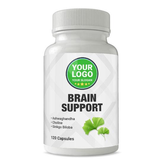 Private Label Brain Support