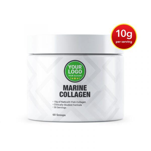 Private Label Marine Collagen Powder